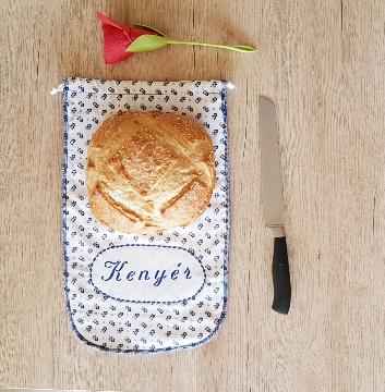 kenyértartó zsák